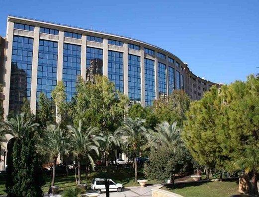 Façade Appartements Magic Atrium Plaza