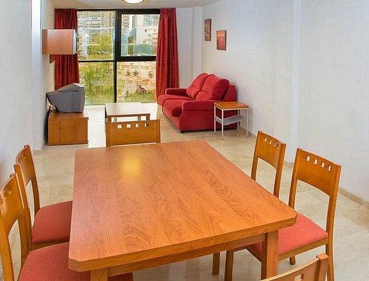 Salle de séjour séparée Appartements Magic Atrium Plaza